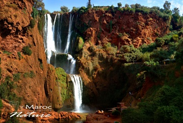 ouzoud waterfall day tour
